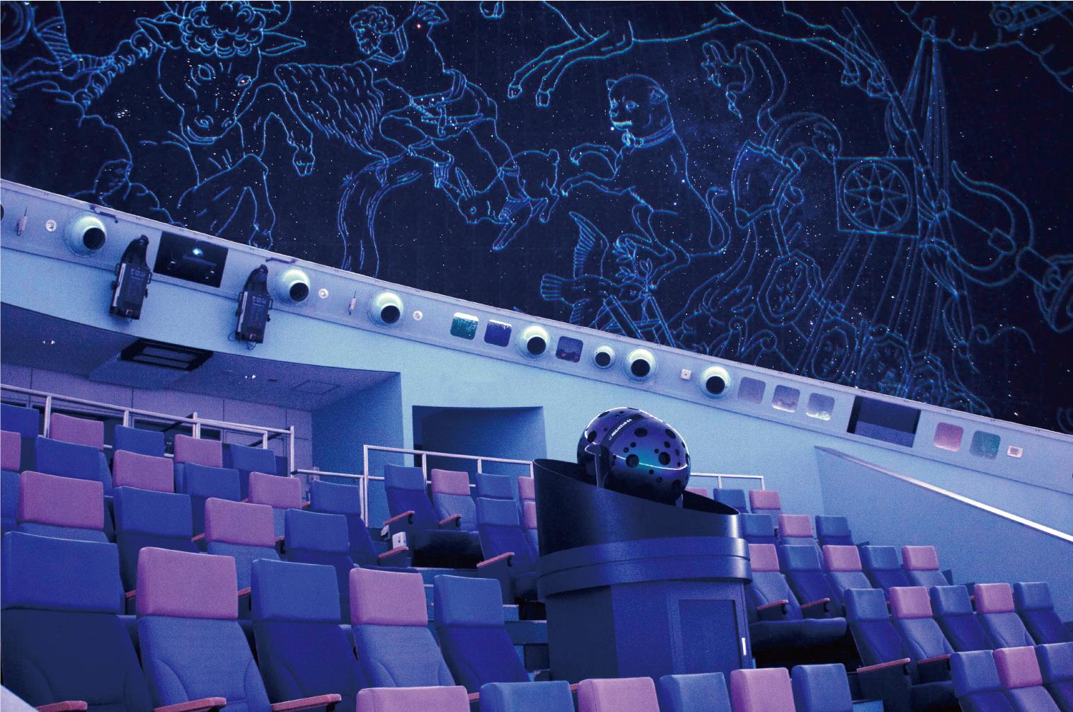 わいわい劇場(プラネタリウム)