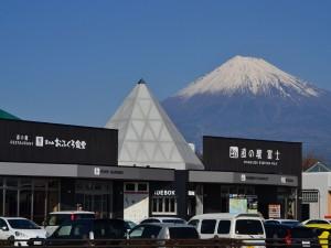 道の駅富士外観(小)