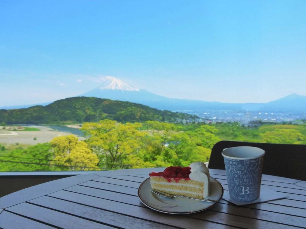 café富士山のめぐみ