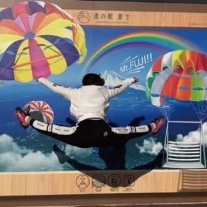 フォトリックアート賞「Jump in Fuji~2021~」ID:hoshina_komeya
