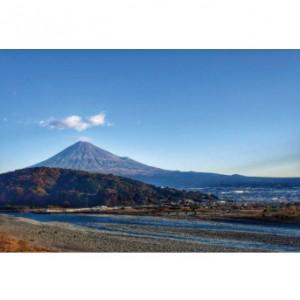 特別賞「雪を待つクリスマスの富士山」u.naitou